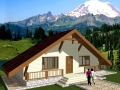 Proiect casa Azuga 2