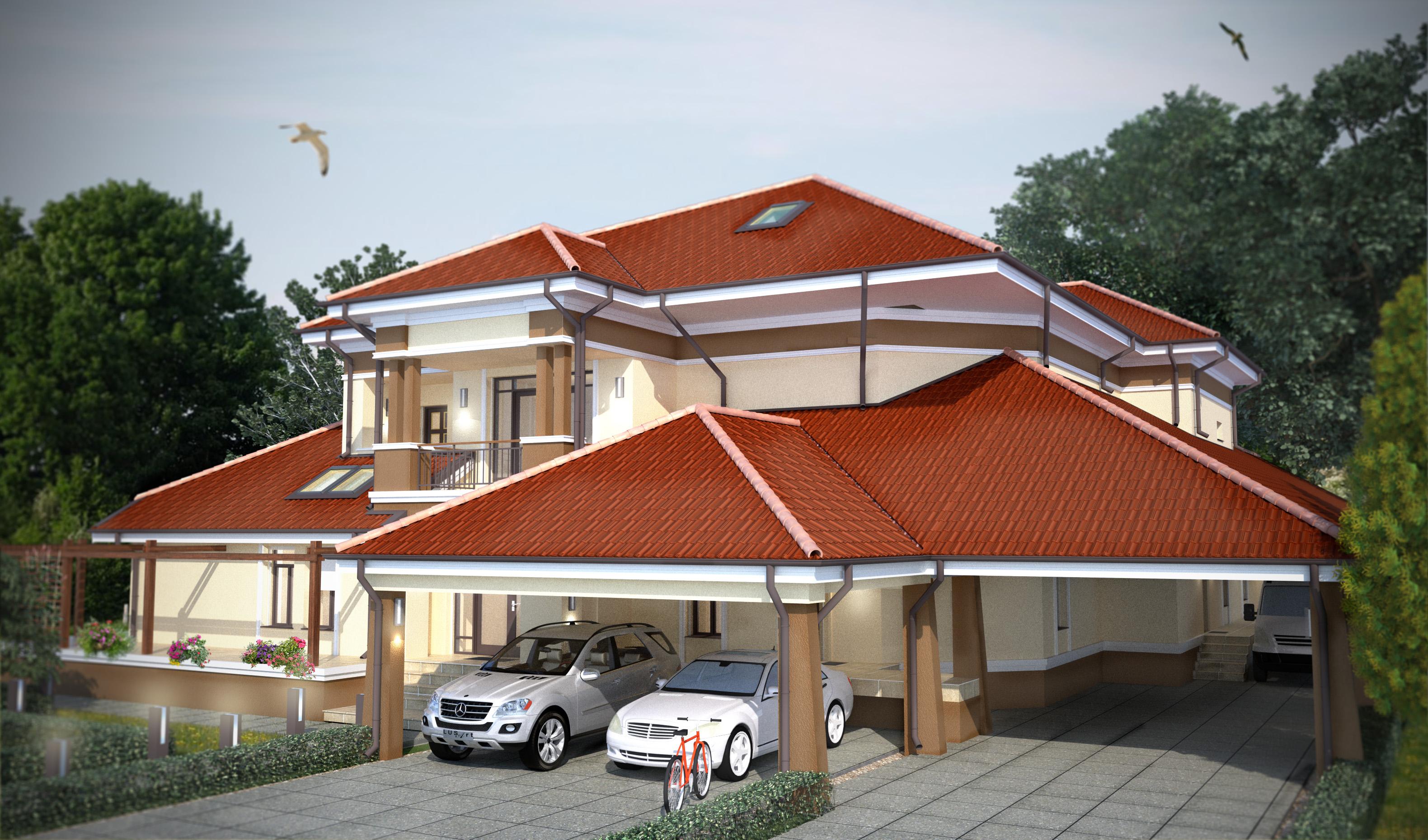 Proiecte de case proiecte case moderne proiecte case for Case de vis mici
