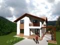 Proiect casa Roxana 1